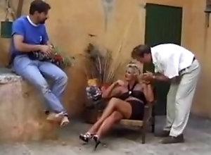 Anal,Double Penetration,Group Sex,Anal,German german woman like...