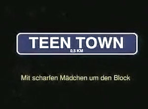 Vintage,Classic,Retro,German,Young (18-25) Teen Town 1 - Mit...