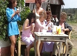 Vintage,Classic,Retro,Group Sex,Outdoor,Cumshot,bella g,Angelica Bella Angelica Bella...