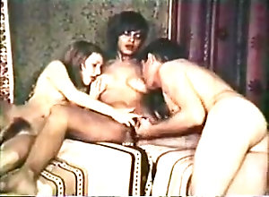 Hairy,Swingers,Lotion Lube Is Half Done