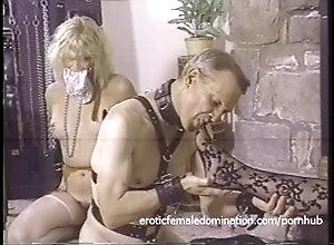 hardcore;foursome;blonde;brunette;babe;dominatrix;natural-tits;latex;bdsm;bondage;spanking;smoking;pussy-licking;feet-licking;fetish,Bondage;Mature;Vintage;Feet Naughty...
