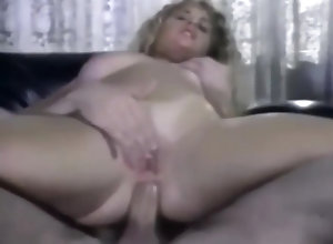 Anal,Double Penetration,Blond,Vintage,Classic,Retro,Threesome,Cumshot,Classic,Penetrating,Kimberly Chambers Classic DP: Kim...