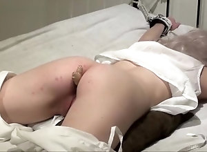 Vintage,Classic,Retro,Spanking,Redhead,Screaming,Spanked Victorian girl...