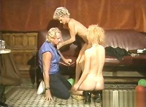 Blond,Vintage,Classic,Retro,Group Sex,Group Sex Horny porn movie...