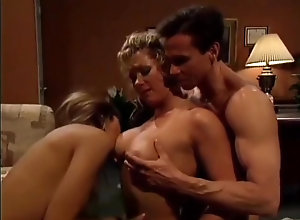 Vintage,Classic,Retro,Threesome,Group Sex,Blowjob,Group Sex Horney writer has...
