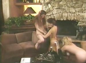 Lesbian,Vintage,Classic,Retro,Threesome,Friend,Pornstar Three Friends...