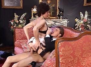 Brunette,Vintage,Classic,Retro,Lingerie,Threesome,Big Tits,Stockings,Big Cock,German,Mature,MILF,MILF,Vintage Vintage MILF fuck...