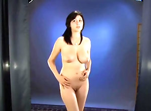 Shaved,Brunette,Vintage,Classic,Retro,Big Tits,Striptease,Point of View,Casting,Solo Female,Alluring,Dancing Good Girls Paid...