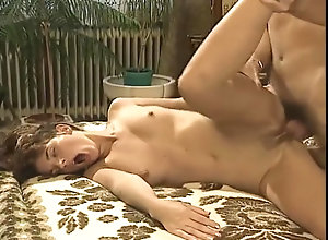 Vintage,Classic,Retro,Small Tits,Doggystyle,German,MILF,Skinny Getting it in the...