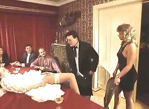 Vintage,Classic,Retro,Hairy,Group Sex,Cunnilingus,Blowjob,Cumshot,Orgy,Vintage Vintage Orgy 56