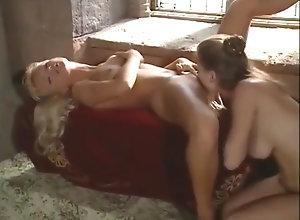 Lesbian,Masturbation,Blond,Vintage,Classic,Retro,Fingering My dear lady