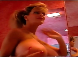 Blond,Vintage,Classic,Retro,Big Tits,Solo Female,Knockers Busty Dusty...