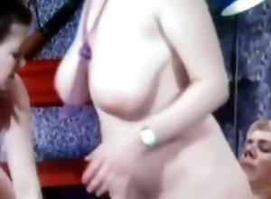 Vintage,Classic,Retro,Threesome,Big Tits,Cumshot,Boobs,Knockers,Threesome,Vintage Vintage Big Tits...