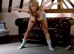 Blond,Vintage,Classic,Retro,Big Tits,dee dee,Shower Susanne Brecht -...