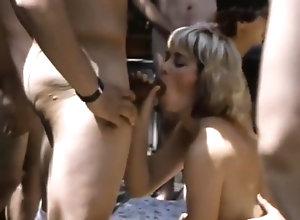 Vintage,Classic,Retro,Hairy,Group Sex,Cunnilingus,Blowjob,Cumshot,Orgy,Vintage Vintage Orgy 73