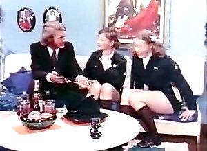Vintage,Classic,Retro,seduction Girl-Scout Seduction