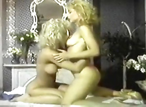 Lesbian,Vintage,Classic,Retro,Lesbian,tv,Vintage Amber Lynn And...