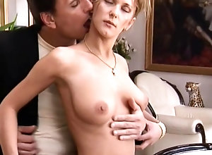 Blond,Vintage,Classic,Retro,German,Experienced,Secretary,Young (18-25) Sarah Nice  Young...