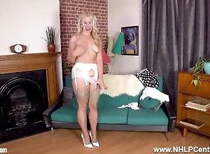 nhlpcentral;kink;masturbate;big-boobs;white-lingerie;nylons;blonde;babe;housewife;big-tits;fingering;orgasm;stockings;stilettos;retro;garter;british;brunette,Babe;Big Tits;Blonde;Fetish;Masturbation;Pornstar;British;Solo Female;Female Orgasm,Maisie D Hot blonde...