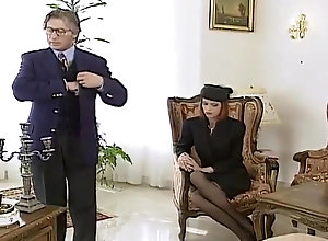 Anal,Double Penetration,Vintage,Classic,Retro,Stockings,Group Sex L'Heritage...