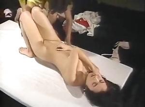 Asian,Vintage,Classic,Retro,Hairy,Blowjob,Cumshot,Beauty Miyuki Komatsu...