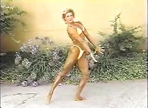 Blond,Vintage,Classic,Retro,Small Tits,Solo Female,Mistress Golden Goddess...
