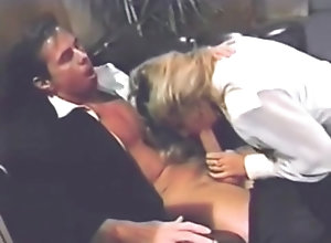 Blond,Vintage,Classic,Retro,Hairy,Blowjob,Cumshot,Vintage Angela Summers...