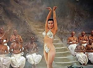 Brunettes;Vintage;HD Videos;Erotic Dance;Dance;Erotic Tease;Erotic;Tease SNAKE DANCE -...