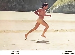 Compilation,Vintage,Classic,Retro,Amateur,French,French,Lovers,Perfect ALAIN DELON, A...