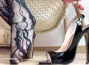 butt;big-boobs;stockings;dentelle;lingerie-dentelle;lace;high-heels;high-heels-stockings;heels;sexy-lingerie;lingerie-sexy;dance;french-amateur;french;french-vintage;romantique,Big Ass;Big Tits;Brunette;Pornstar;Teen (18+);Exclusive;Verified Models;S Mon ensemble de...