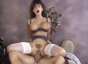 Interracial,Anal,Brunette,Vintage,Classic,Retro,Threesome,Big Tits,Hairy,Stockings,Handjob Marc Wallice And...