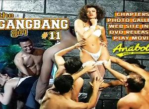 Big Boobs,Stockings,Group Sex,Cumshot,Fantasy,Fetish,Gangbang,German,Hungarian,Jizz,Model,Orgy,Pretty,Raunchy,Sperm,Triple Penetration The Gangbang Girl 11