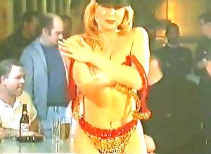 Softcore,Blond,Vintage,Classic,Retro,Big Tits,Striptease,British,High Heels,Classic,Undressing Classic Striptease 5
