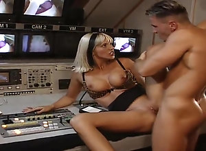 Anal,Double Penetration,Blond,Vintage,Classic,Retro,Threesome,Big Tits,Outdoor Vault Classics 131