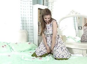 Brunette,Vintage,Classic,Retro,Stockings,MILF,Solo Female,Stella Cox Stella Cox - 06