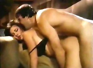Brunette,Vintage,Classic,Retro,Hairy,Blowjob,Cumshot,Vintage,Lisa Bright,Mike Horner Love Lies 1988...
