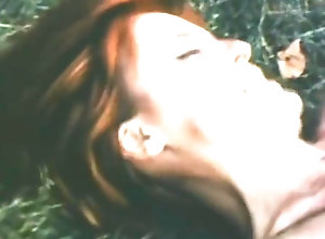 Red Head,Vintage,Classic,Retro,Big Ass,Outdoor,Cum In Mouth,Cumshot The Bad Magic Witch