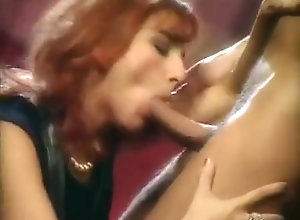 Red Head,Vintage,Classic,Retro,Hairy,Blowjob,Cumshot Test driving