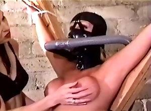 Lesbian,Vintage,Classic,Retro,BDSM,Bondage,Fetish,Penetrating DP-229 Part 3