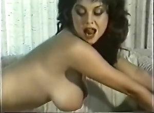 Brunette,Vintage,Classic,Retro,Hairy,Blowjob,Cumshot,Julia Parton Julia Parton 01