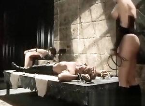 Vintage,Classic,Retro,BDSM,Hardcore,Kinky,Retro BDSM sex with...