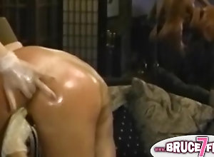 brucesevenfilms;kink;retro;hardcore;vintage;lesbian;fetish;pornstars,Lesbian;Pussy Licking 3 Ladies go for A...