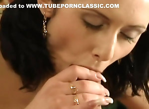 Fisting,Brunette,Vintage,Classic,Retro,Threesome Exotic Adult...