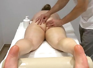 massage-room;massage-happy-ending;pussy-massage;amateur-massage;massage-table;massage-sex;rough;multiple-orgasm;real-massage-sex;sensual-massage-sex;pussy-cumshot;retro;petite,Amateur;Creampie;Vintage;Small Tits;Rough Sex;Massage;Exclusive;Music;Veri Sensual full body...