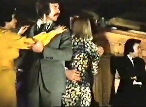 Anal,Double Penetration,Brunette,Vintage,Classic,Retro,Group Sex Vintage 1970 -...