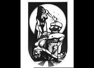 Big Tits;Hentai;Vintage,Big Tits;Bondage;Cartoon;Domination;Hentai;Latex;Spanking;Vintage Erotic Fetish...