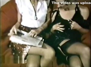 Brunette,Vintage,Classic,Retro,Threesome Peepshow Loops...